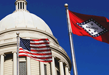 Arkansas secretary of state these guidelines were compiled by the committee on protocol for the arkansas state flag in 1997 and serve as a valuable resource that helps us all honor and sciox Choice Image
